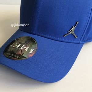 31141dd206e Nike Accessories - Nike JORDAN Classic99 Metal Jumpman Adjustable Hat
